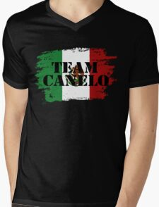 Team Canelo #2 Mens V-Neck T-Shirt