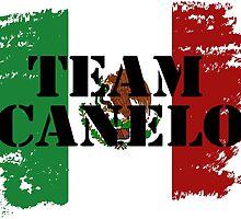 Team Canelo #2 by JUSTiceTEA