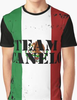 Team Canelo #2 Graphic T-Shirt