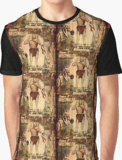 Tarzan says 99 Graphic T-Shirt