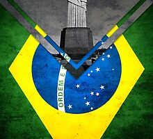 Flags - Brazil by aleibanez