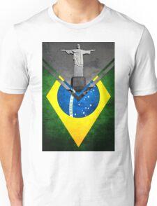 Flags - Brazil Unisex T-Shirt