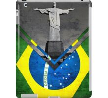 Flags - Brazil iPad Case/Skin