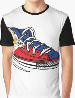 Pinoy Shoe Graphic T-Shirt