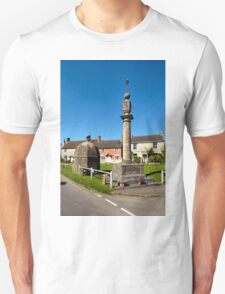 The Blind House and Market Cross, Steeple Ashton, Wiltshire, UK T-Shirt