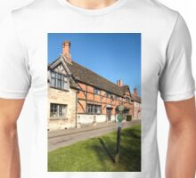 The Old Merchant's Hall, Steeple Ashton, Wiltshire, UK Unisex T-Shirt