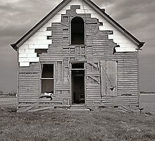 The Walls aren't Talking by Eric Clark