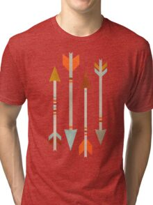 Four Arrows Tri-blend T-Shirt