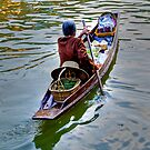 iPhone Case Floating Market Seller by Adrian Evans