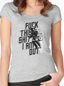 Fuck This Women's Fitted Scoop T-Shirt
