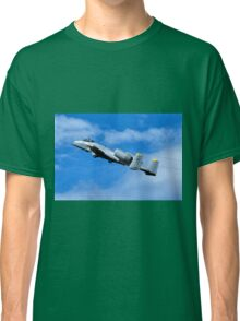 "USAF Fairchild Republic A10C Thunderbolt II ""Warthog"" 82-0649 SP Classic T-Shirt"
