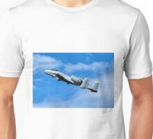 USAF Fairchild Republic A10C Thunderbolt II  Unisex T-Shirt