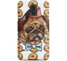 Pug & biscuits Samsung Galaxy Case/Skin