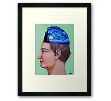 starry starry mind Framed Print