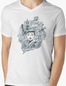 Ecstasy & Decay Mens V-Neck T-Shirt
