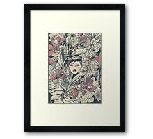 Ecstasy & Decay Framed Print