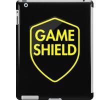 Game Shield (yellow) iPad Case/Skin