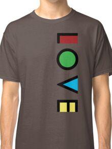 Love Cubism Classic T-Shirt