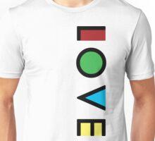 Love Cubism Unisex T-Shirt