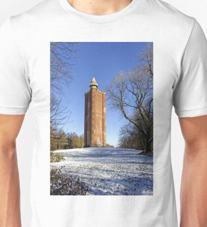 King Alfred's Tower, Stourton, Wiltshire, UK Unisex T-Shirt