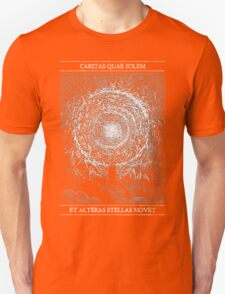 The Love That Moves the Sun and Stars T-Shirt
