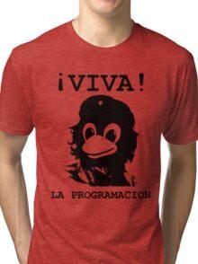 Viva programming Tri-blend T-Shirt
