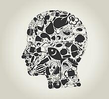 Head food by Aleksander1