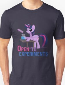Open to experiments T-Shirt