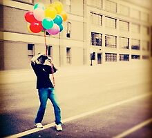 The Urban Ballooner by PeaceInPortland