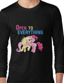 Open to everything Long Sleeve T-Shirt