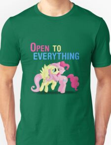 Open to everything T-Shirt