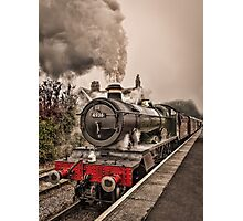 Kinlet Hall  Photographic Print