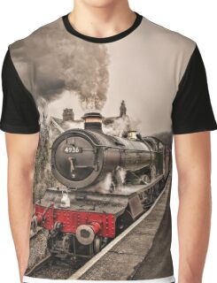 Kinlet Hall  Graphic T-Shirt