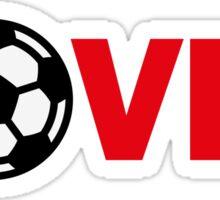 Football – Lover / Soccer – Lover Sticker
