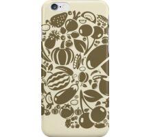 Head food iPhone Case/Skin