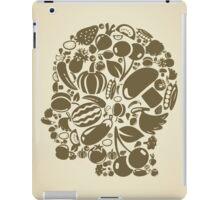 Head food iPad Case/Skin