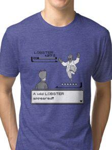 Wild lobster Tri-blend T-Shirt