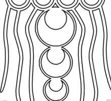 Parvata - Veritas Merch (Stylized 33) Sticker