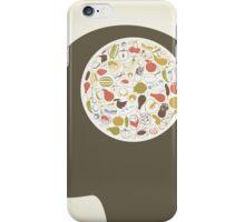 Head food4 iPhone Case/Skin