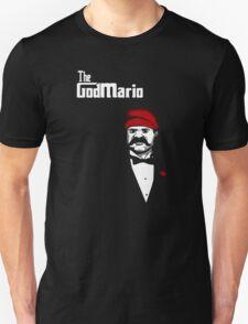 The Super Godfather Mario  T-Shirt