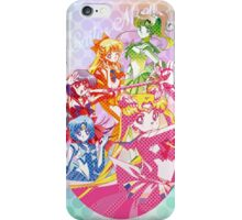Sailor Senshi Dots Version iPhone Case/Skin