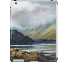 MIST IN THE LAKES iPad Case/Skin
