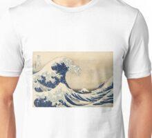 Japanese tsunami Unisex T-Shirt