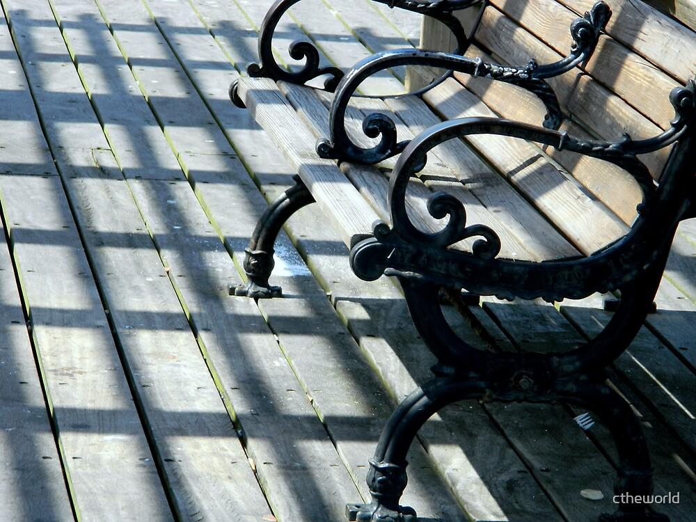 Shadows on the Boardwalk     ^ by ctheworld