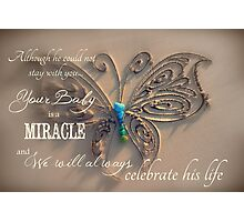 We Will Celebrate Him Photographic Print