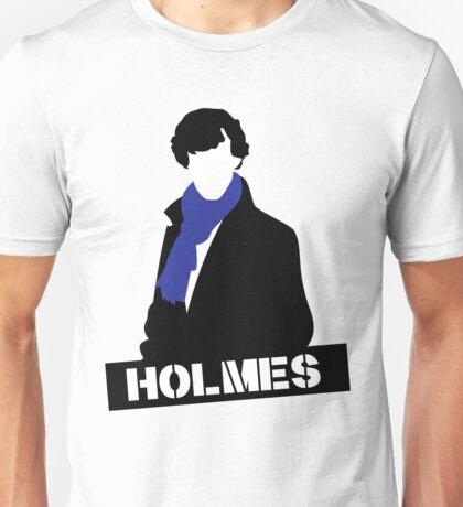 Sherlock Benedict Cumberbatch Holmes  Unisex T-Shirt