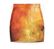 Fire Rock Mini Skirt