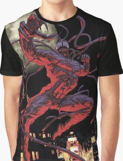 Carnage (black background) Graphic T-Shirt