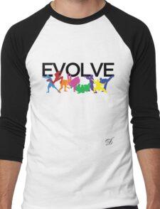 Evolve (MMA) 2 Men's Baseball ¾ T-Shirt