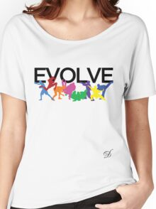 Evolve (MMA) 2 Women's Relaxed Fit T-Shirt